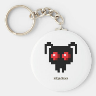 Pixel_Ant_Red Keychains