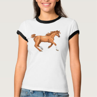 Pixel Arabian Horse Shirt