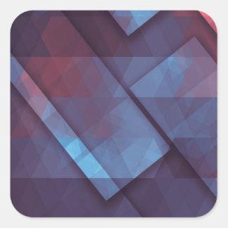 pixel art 4 square sticker