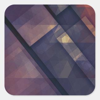 pixel art 5 square sticker