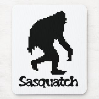Pixel Art Sasquatch Mouse Mat