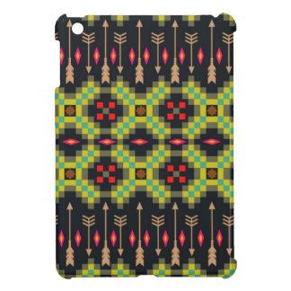 Pixel Aztec Design Case For The iPad Mini