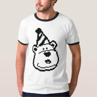 Pixel Bear Tee Shirt