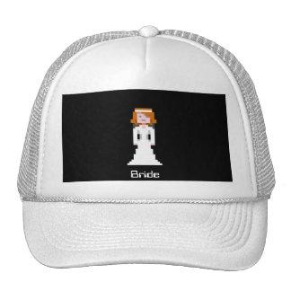 Pixel Bride Cap
