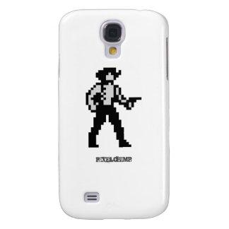 Pixel Cowboy Samsung Galaxy S4 Covers