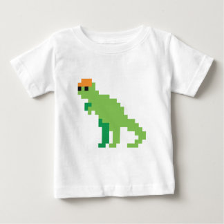 Pixel dino baby T-Shirt