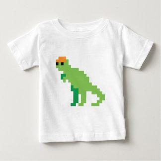 Pixel dino tshirt