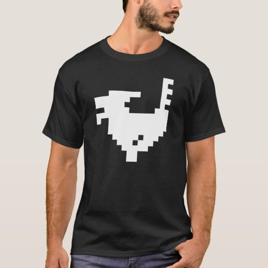 Pixel Dog T-Shirt
