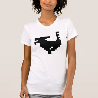 Pixel Dog Tshirt