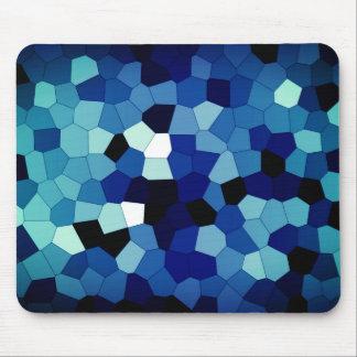 Pixel Dream - Blue Mouse Mat