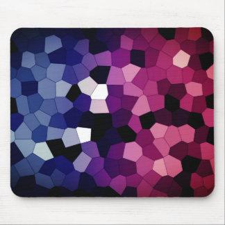 Pixel Dream - Blue/Purple Mouse Mat
