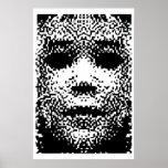 Pixel Dust Print