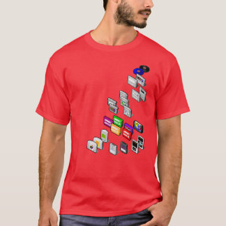 Pixel Game Collection T-Shirt