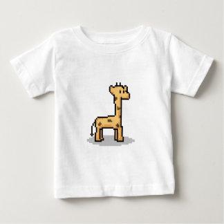 Pixel Giraffe Infant T-Shirt
