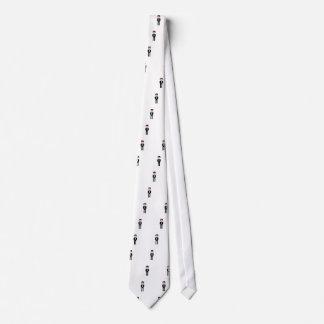 Pixel Groom Tie