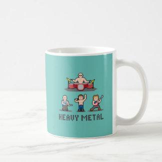 Pixel Heavy Metal Mug