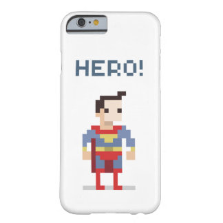 Pixel Hero Barely There iPhone 6 Case