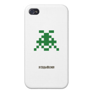 Pixel_Invader Covers For iPhone 4