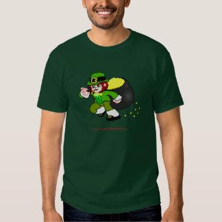Pixel Leprechaun T-Shirt 4
