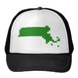 Pixel Massachusetts Cap