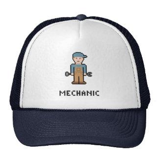 Pixel Mechanic Cap