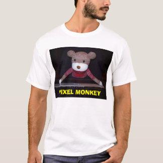 Pixel Monkey, PIXEL MONKEY T-Shirt
