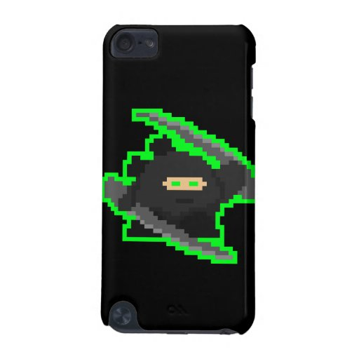 pixel ninja iPod touch (5th generation) cases