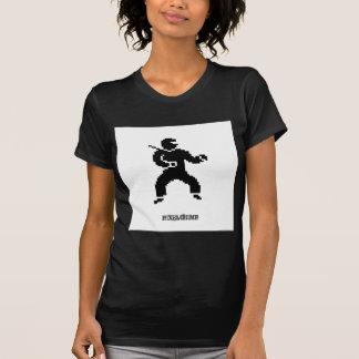 Pixel Ninja Side Tee Shirts
