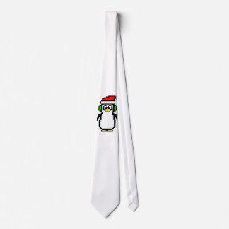 Pixel Penguin 2.0 Tie