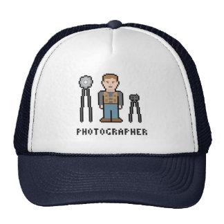 Pixel Photographer Cap