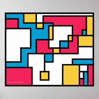 Pixel-Plasticism poster