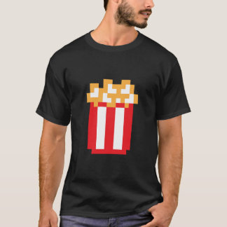 Pixel Popcorn T-shirt