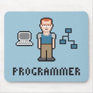 Pixel Programmer Mousepad