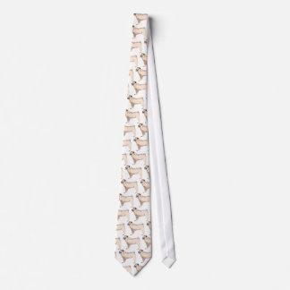 pixel pug tie