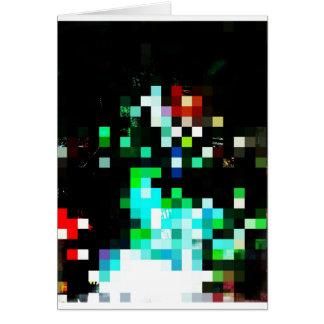 Pixel Punk Card
