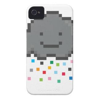 pixel-shower-cloud-multicolour.png Case-Mate iPhone 4 case