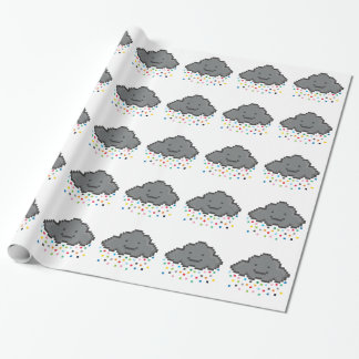 pixel-shower-cloud-multicolour.png wrapping paper