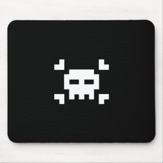Pixel Skull Mouse Mat