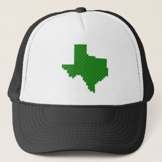 Pixel Texas Trucker Hat