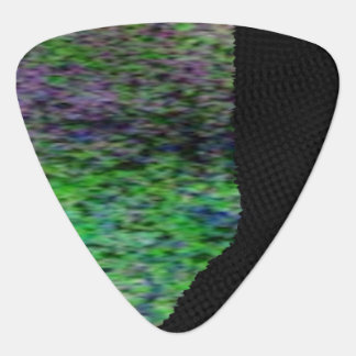 Pixel Texture Guitar Picks Guitar Pick