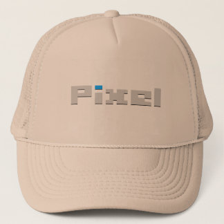 Pixel Trucker Hat