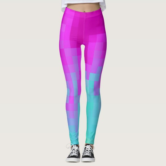 Pixel Wave leggings