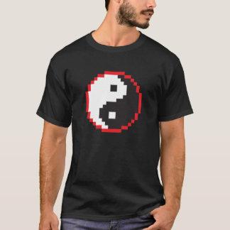 Pixel Yin-Yang T-Shirt