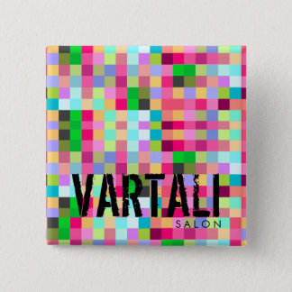 Pixelate Vartali Square Button