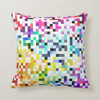 Pixelated Cushion
