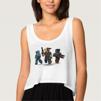 Pixelfield Game | Epic Trio Women T-shirt