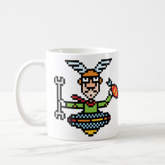 Pixels_Angelo_01-04 Basic White Mug