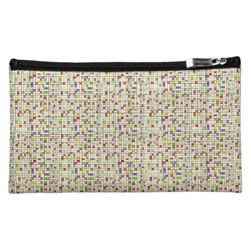 Pixels Disorder Cosmetic Bag