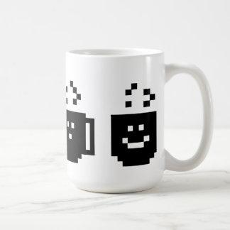 Pixels Need Caffeine Too Coffee Mug