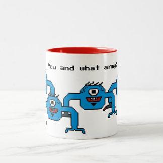 Pixemon Army Mug